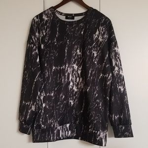 NASTY GAL Pullover Oversized Sweatshirt